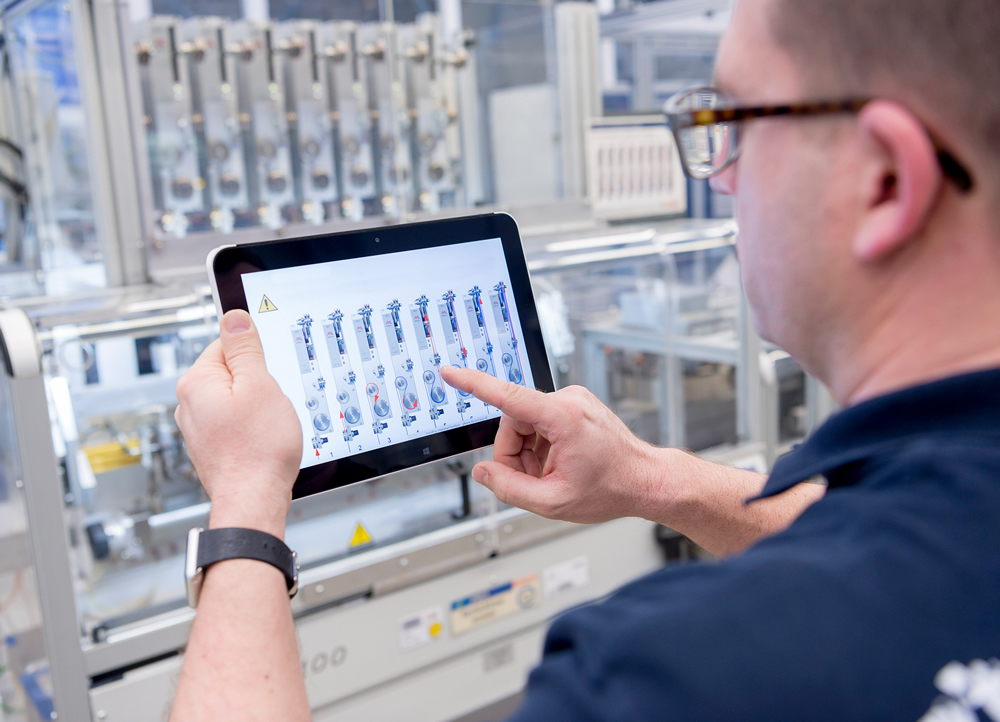 Industrial Automation Warning Systems